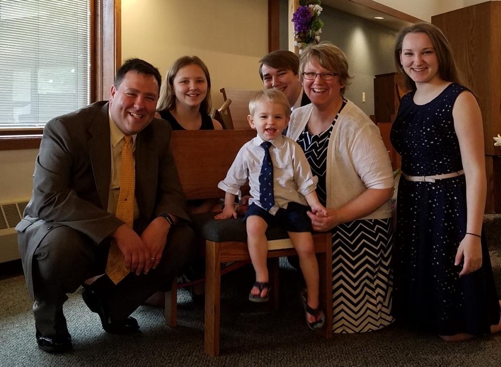 Pastor Steve Larson