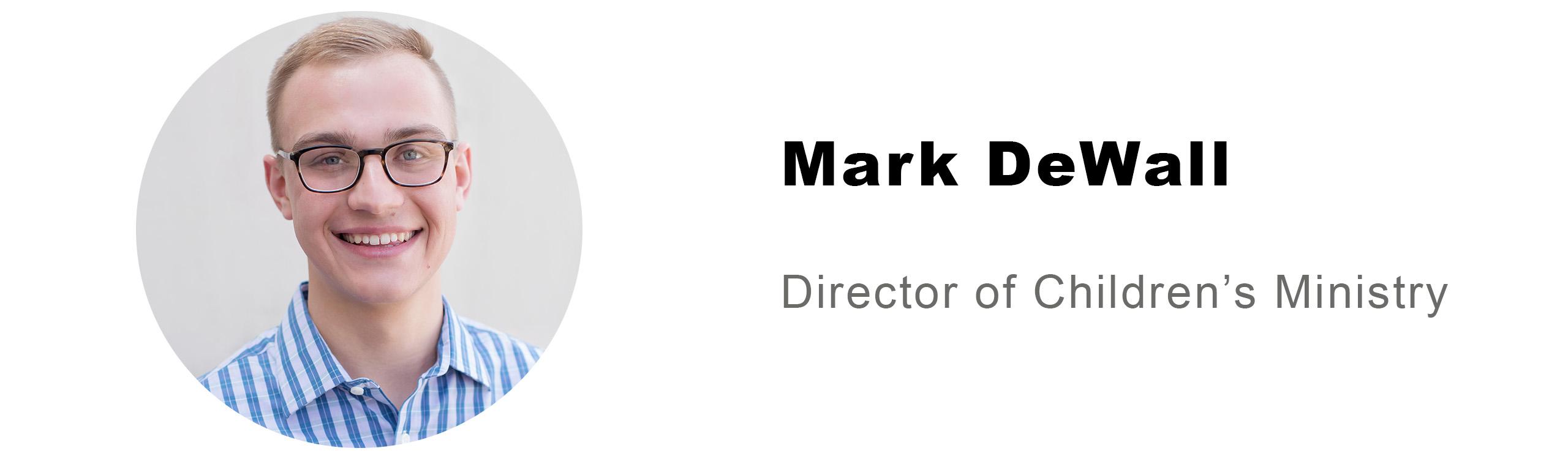 Children's Ministry Director