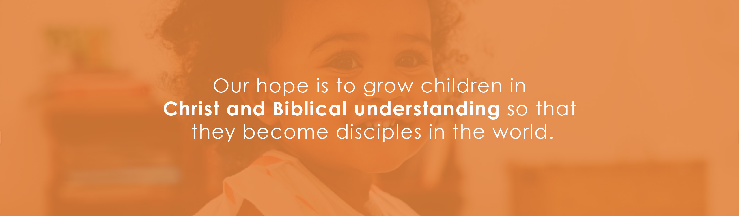 grow children in relationship with God